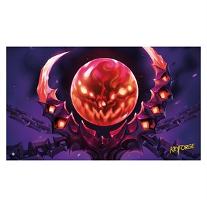 Keyforge: Playmat: Machinations of Dis