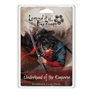 Legend of the Five Rings: Underhand of The Emperor Scorpion Clan