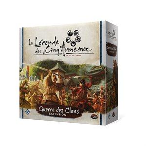 Legende des Cinq Anneaux JCE : Guerre Des Clans (FR)