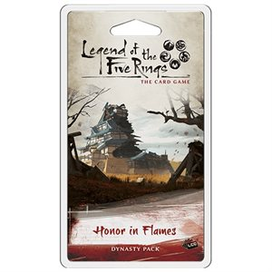 Legend of the Five Rings LCG: Honor In Flames
