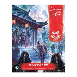 Legend of the Five Rings RPG: Starter Set