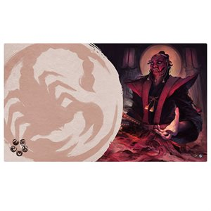 Legend of the Five Rings RPG: Playmat: Master of Secrets