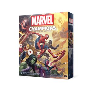 Marvel Champions: Le Jeu De Cartes (FR)
