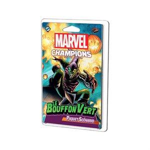 Marvel Champions: Le Jeu De Cartes: Le Bouffon Vert (FR)