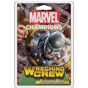 Marvel Champions: LCG: Wrecking Crew Scenario