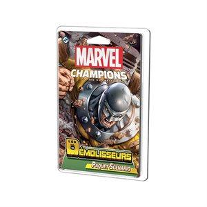 Marvel Champions: Le Jeu De Cartes: Les Demolisseurs (FR)