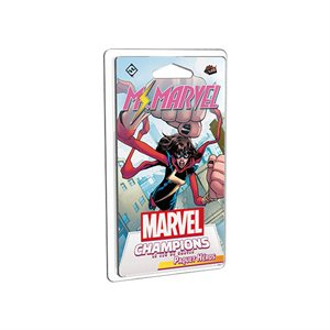 Marvel Champions: Le Jeu De Cartes: Ms. Marvel (FR)
