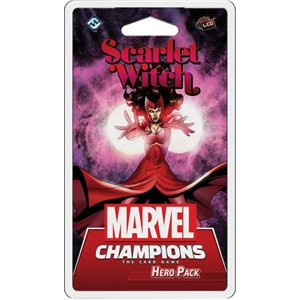 Marvel Champions: LCG: Scarlet Witch Hero Pack