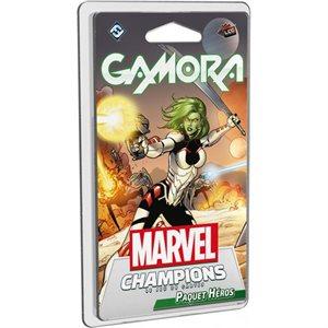Marvel Champions: Le Jeu De Cartes: Gamora (FR)