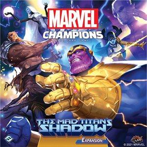 Marvel Champions: LCG: The Mad Titan's Shadow ^ OCT 22 2021