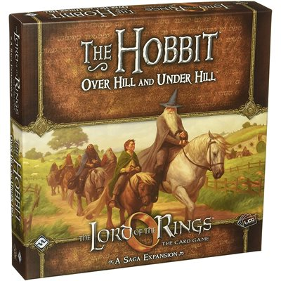 Lord of the Rings LCG: The Hobbit Over Hill And Under