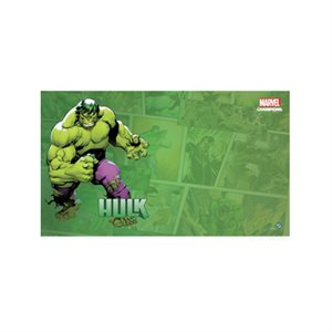 Marvel Champions LCG: Playmat: Hulk ^ AUG 7 2020
