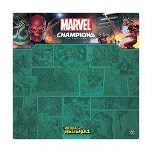 Marvel Champions LCG: Playmat: The Rise of Red Skull
