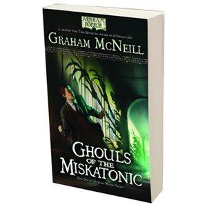 Arkham Horror Novella: Ghouls of The Miskatonic (BOOK)