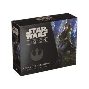 Star Wars: Legion: Rebel Commandos Unit