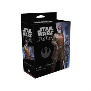 Star Wars: Legion: Rebel Specialists Personnel
