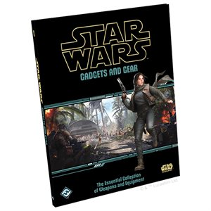 Star Wars RPG: Gadgets And Gear (BOOK)