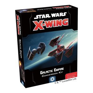 X-Wing 2nd Ed: Galactic Empire Conversion Kit