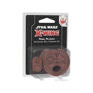 X-Wing 2nd Ed: Rebel Maneuver Dial Upgrade Kit