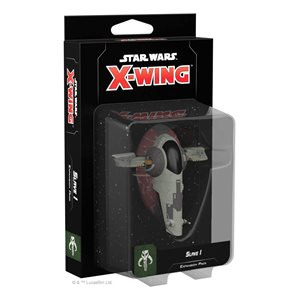 X-Wing 2nd Ed: Slave 1 Expansion Pack