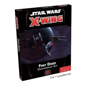 X-Wing 2nd Ed: First Order Conversion Kit