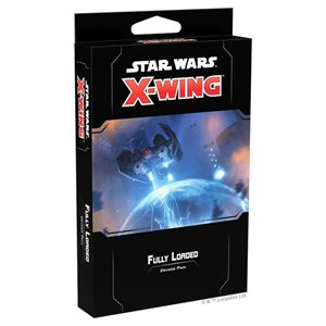 X-Wing 2nd Ed: Fully Loaded