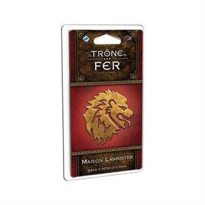 Trone de Fer JCE: Maison Lannister Deck D'Intro