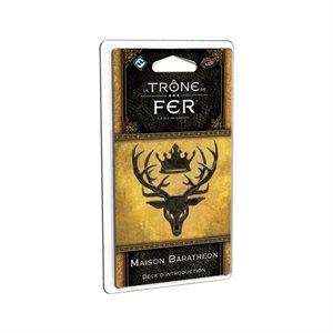 Trone de Fer JCE: Maison Baratheon Deck D'Intro