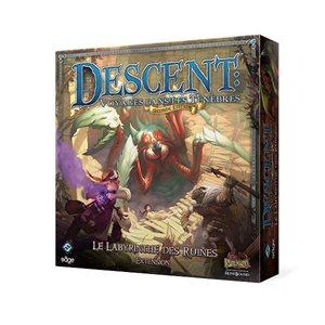 Descent 2E: Le Labyrinthe Des Ruines