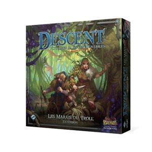 Descent 2E: Les Marais Du Troll