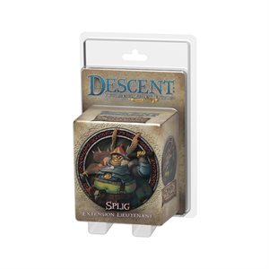Descent 2E: Splig, Extension Lieutenant