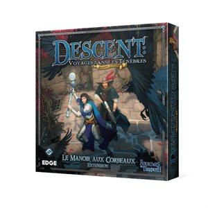 Descent 2E: Le Manoir Aux Corbeaux