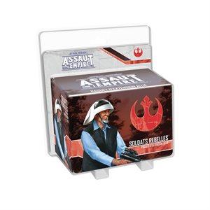 Star Wars Assaut Empire: Soldats Rebelles (FR)