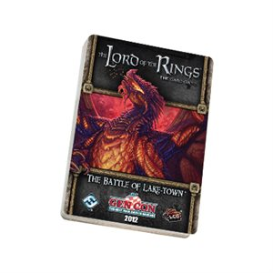 Lord of the Rings LCG: The Battle For Lake-Town Pod