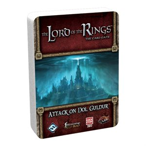 Lord of the Rings LCG: Attack On Dol Guldur