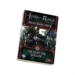 Lord of the Rings LCG: Nightmare Decks: The Hunt For Gollum
