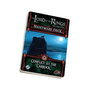 Lord of the Rings LCG: Nightmare Decks: Conflict At The Carrock