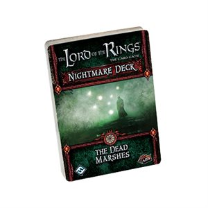 Lord of the Rings LCG: Nightmare Decks: The Dead Marshes