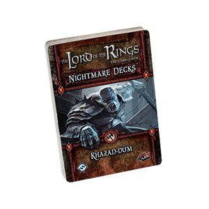Lord of the Rings LCG: Nightmare Decks: Khazad-Dum