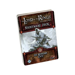 Lord of the Rings LCG: Nightmare Decks: The Redhorn Gate