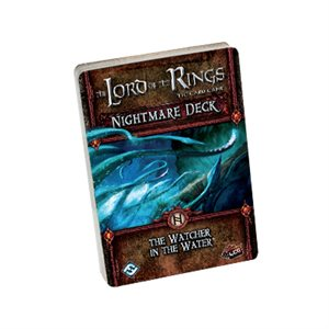 Lord of the Rings LCG: Nightmare Decks: The Watcher In The Water