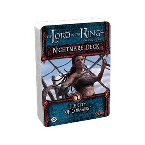 Lord of the Rings LCG: Nightmare Decks: The City of Corsairs