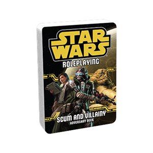 Star Wars RPG: Scum And Villainy Adversaries