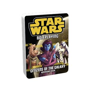 Star Wars RPG: Citizens of The Galaxy Adversaries
