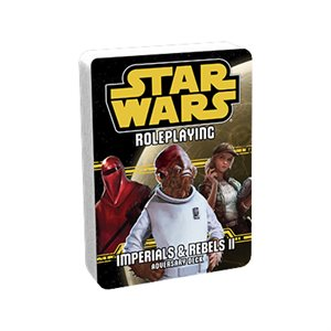 Star Wars RPG: Imperials And Rebels II