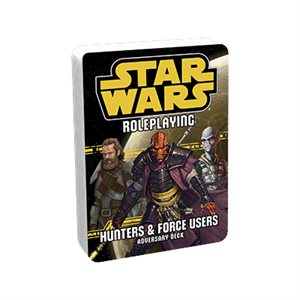 Star Wars RPG: Hunters And Force Users