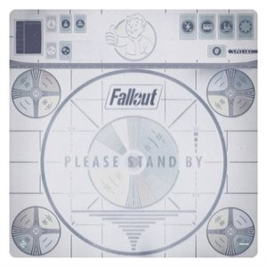 Fallout: Playmat: Please Stand By