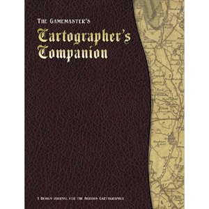 Gamemasters Journal: Cartographers Companion (BOOK)