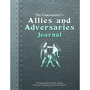 Gamemaster's Journal: Allies and Adversaries (BOOK)