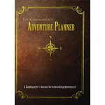 Gamemasters Journal: Adventure Planner (BOOK)